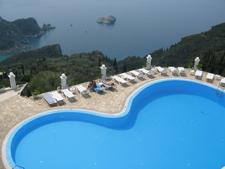 Luxury Accommodation Corfu